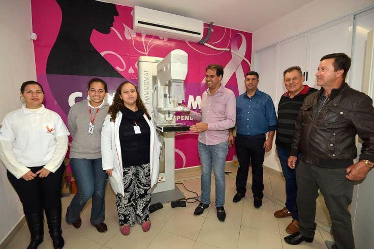 mamografia poá