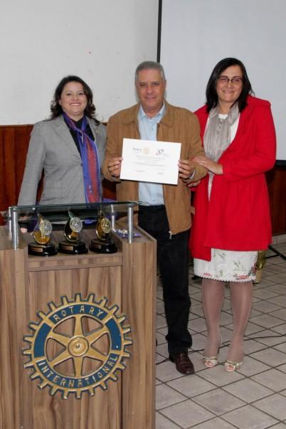 IMG_0030- Mauro Manoel recebe sua homenagem do Rotary em Poá - foto-Adilson Santos.JPG