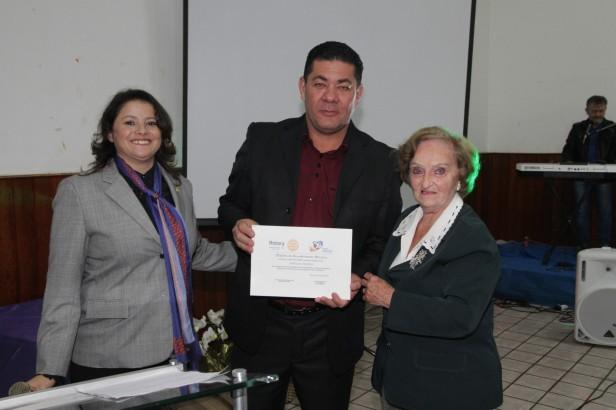 IMG_0034 - Adilson Santos recebe sua homenagem do Rotary Poá - foto-Mauro Manoel.JPG